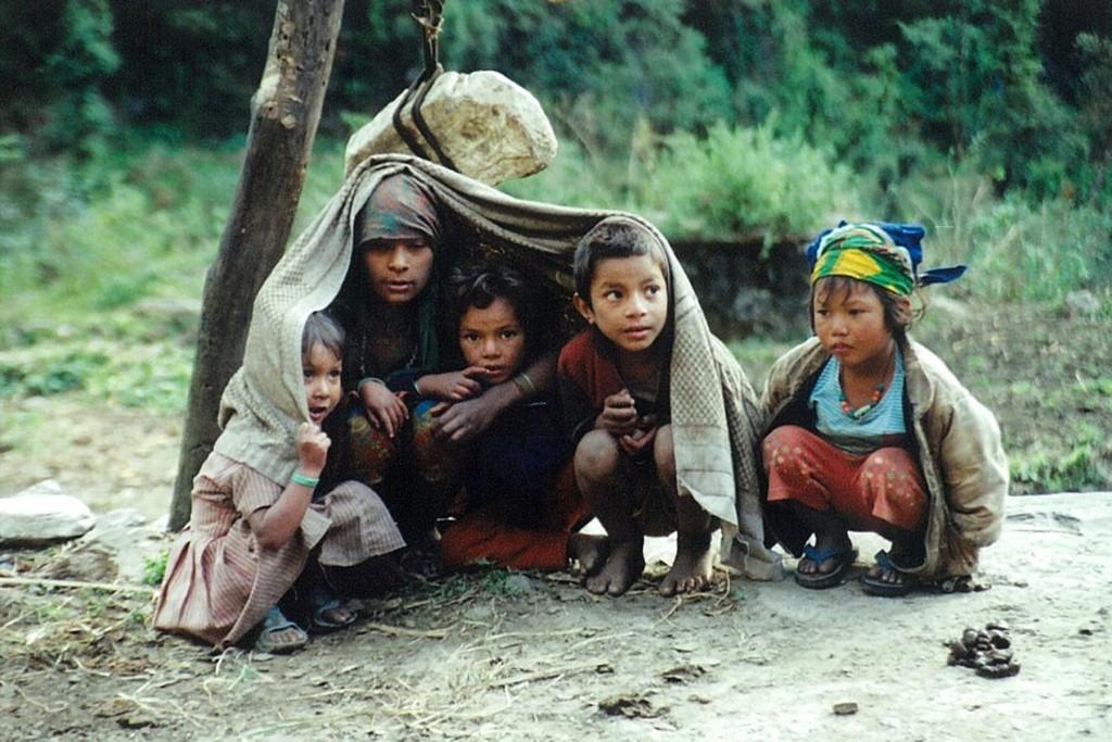 Nepali_children