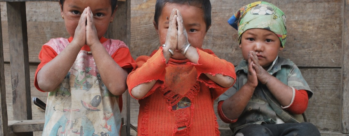 Karoline and her experience in Nepal